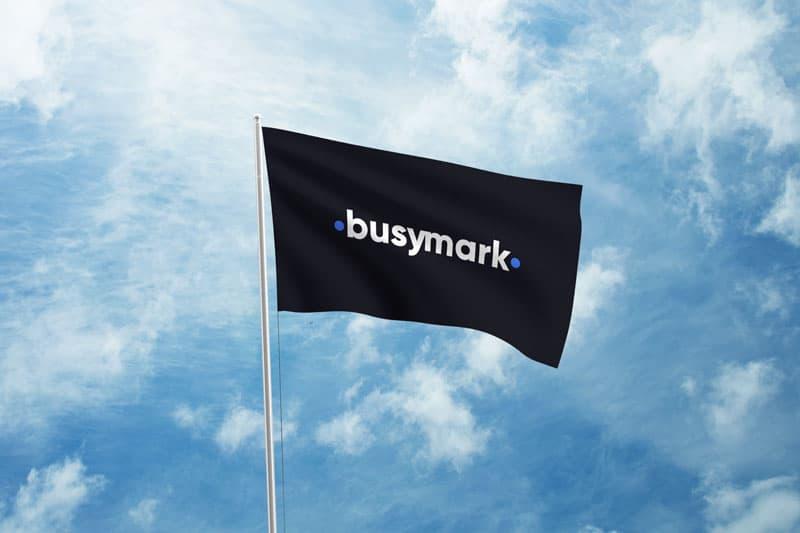 busymark vlag
